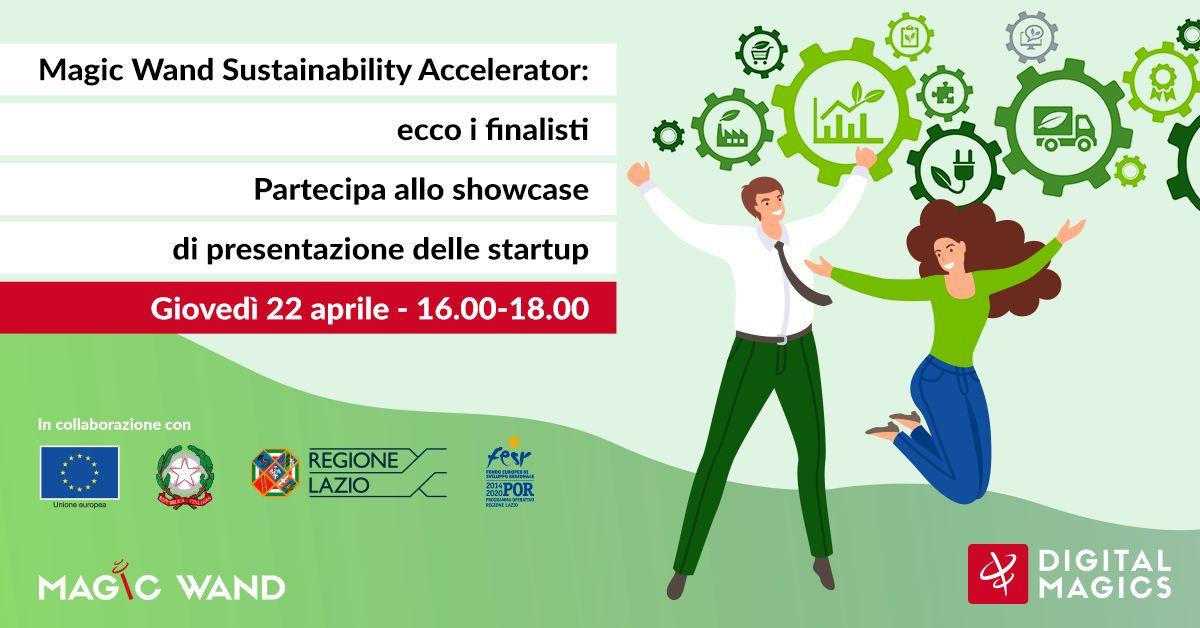 Otto startup alla prova finale del programma di Lazio Innova e Digital Magics